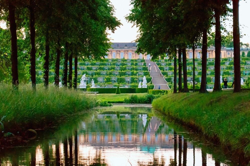 Parque-de-Sanssouci
