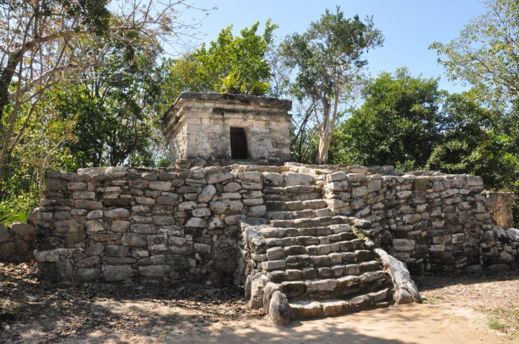 ruinas-mayas-en-México