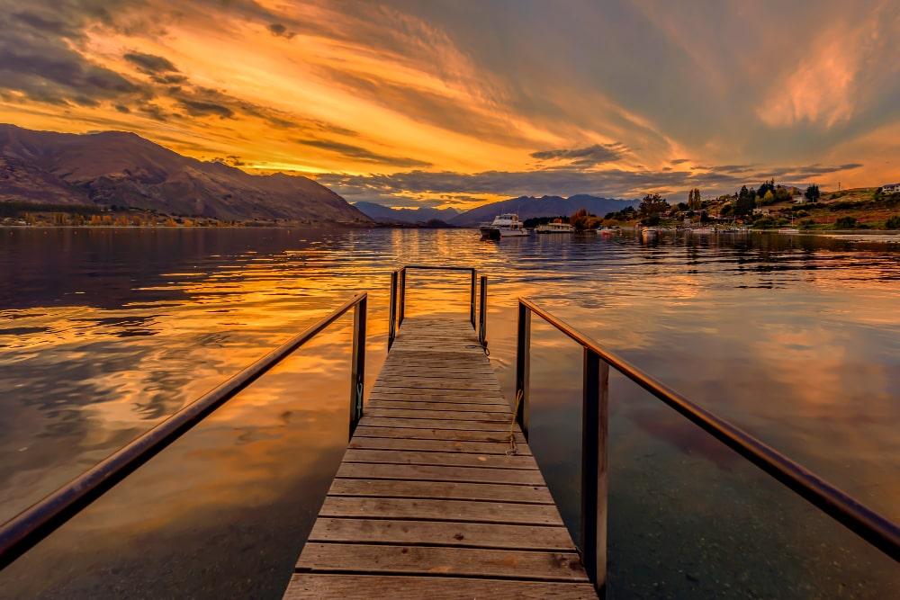 lagos-de-Nueva-Zelanda