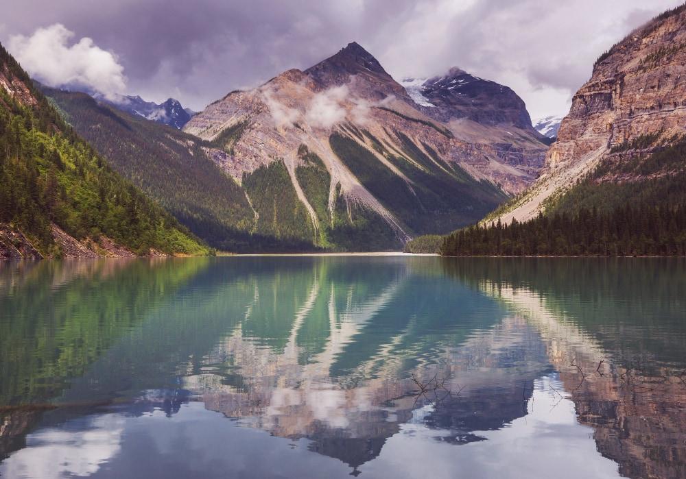 lago-kiney-canadá